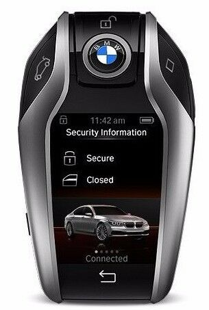 bmw oem g11 g12 7 series 2016 display key remote retrofit. Black Bedroom Furniture Sets. Home Design Ideas