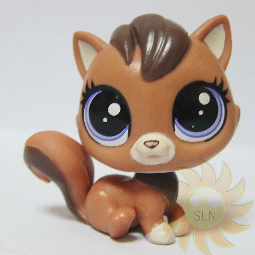 Littlest Pet Shop Lps Animal Loose Toy 202 Sweetly