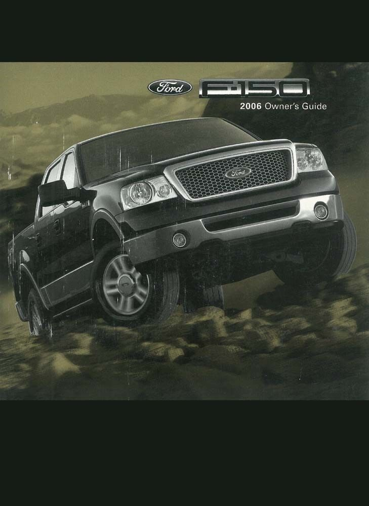 ford   truck owners manual user guide reference