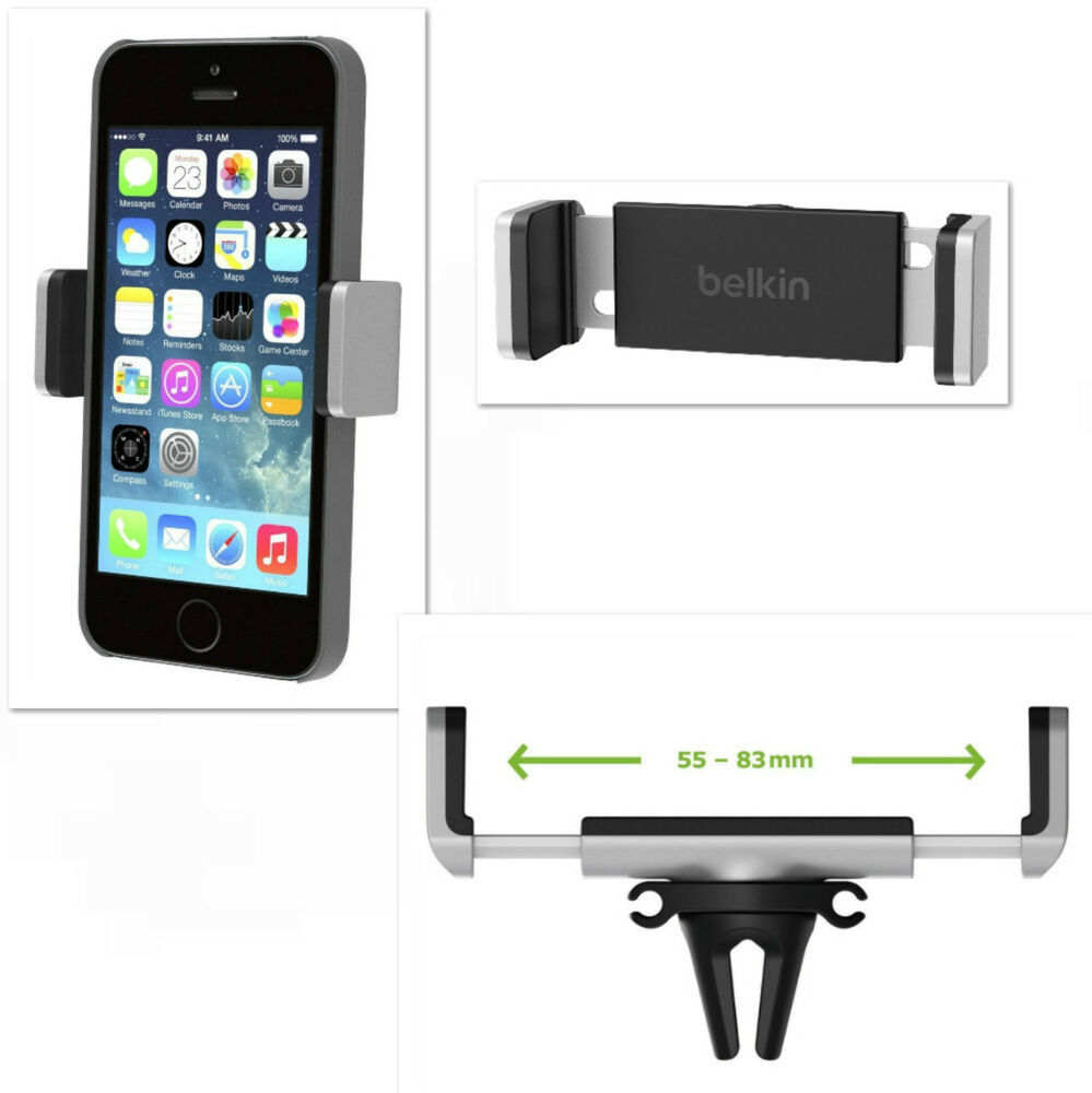 Iphone  Vent Holder