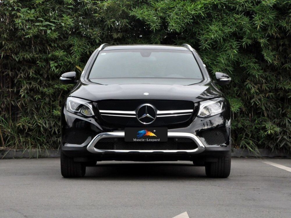 amg grille front grille for mercedes benz glc class glc200 250 260 300 glc 63 ebay. Black Bedroom Furniture Sets. Home Design Ideas