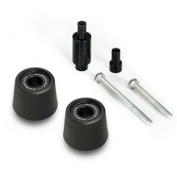 BARRACUDA KIT TAMPONI PARATELAIO KAWASAKI Z 750 2007-2008-2009-2010 SAVE CARTER