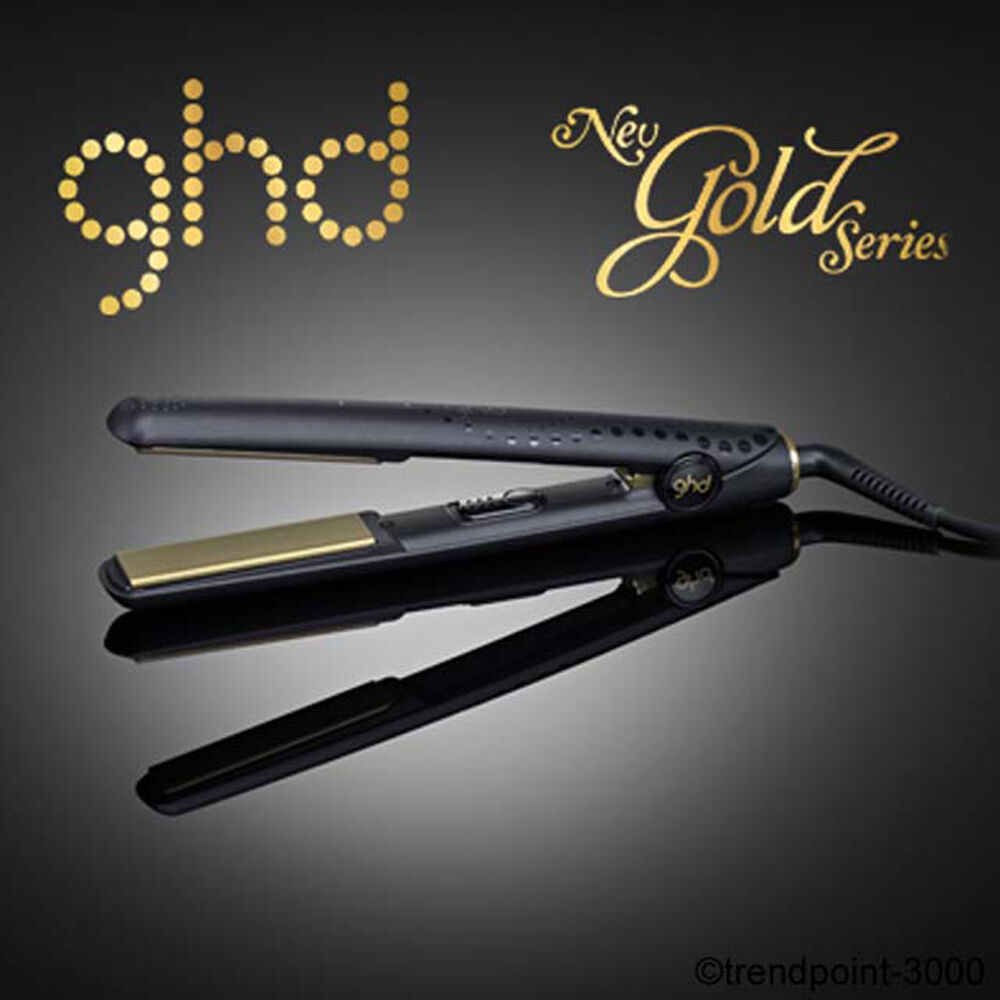 ghd v gold professinal classic styler gl tteisen haarstyler neu ebay. Black Bedroom Furniture Sets. Home Design Ideas