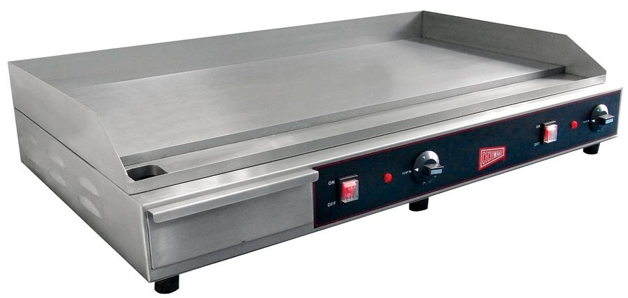 Electric Grill Griddle ~ Gmcw commercial quot electric griddle counter top flat