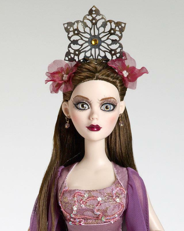 Evangeline Ghastly Attic Goddess 19 Quot Fashion Doll Tonner