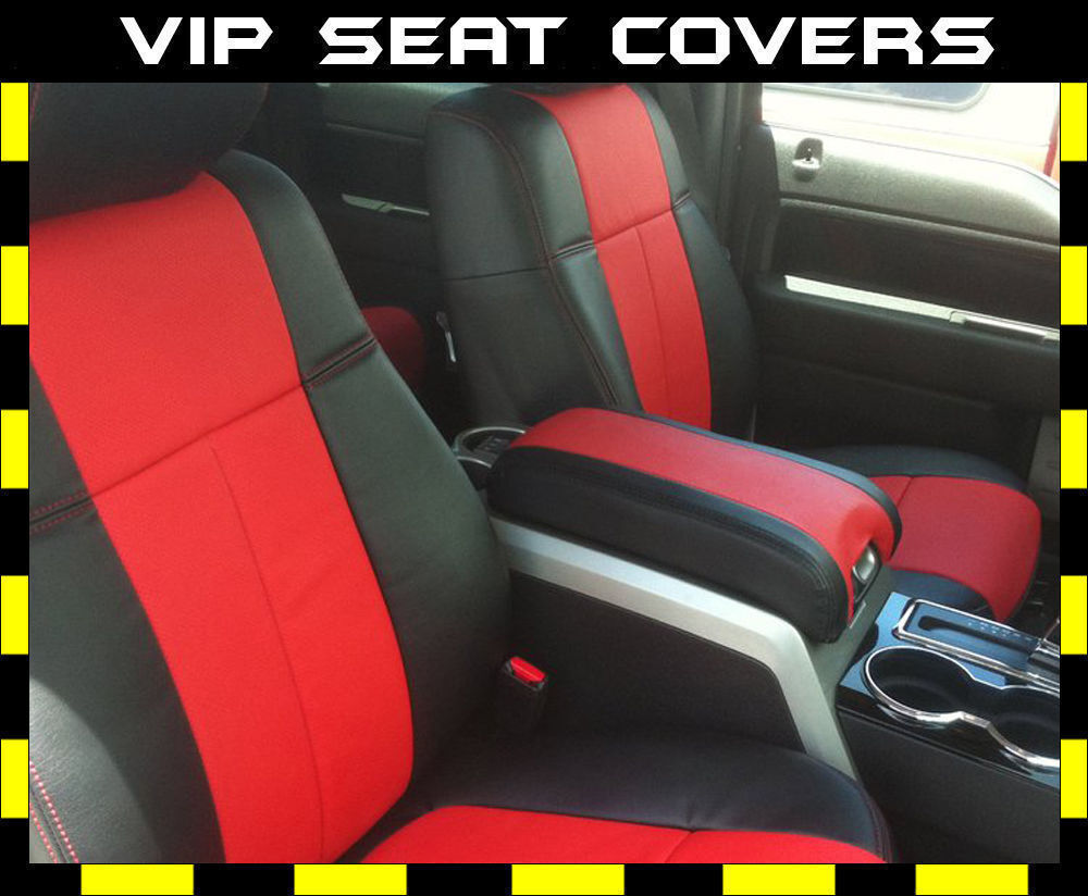 Ford F150 Clazzio Leather Seat Covers Ebay