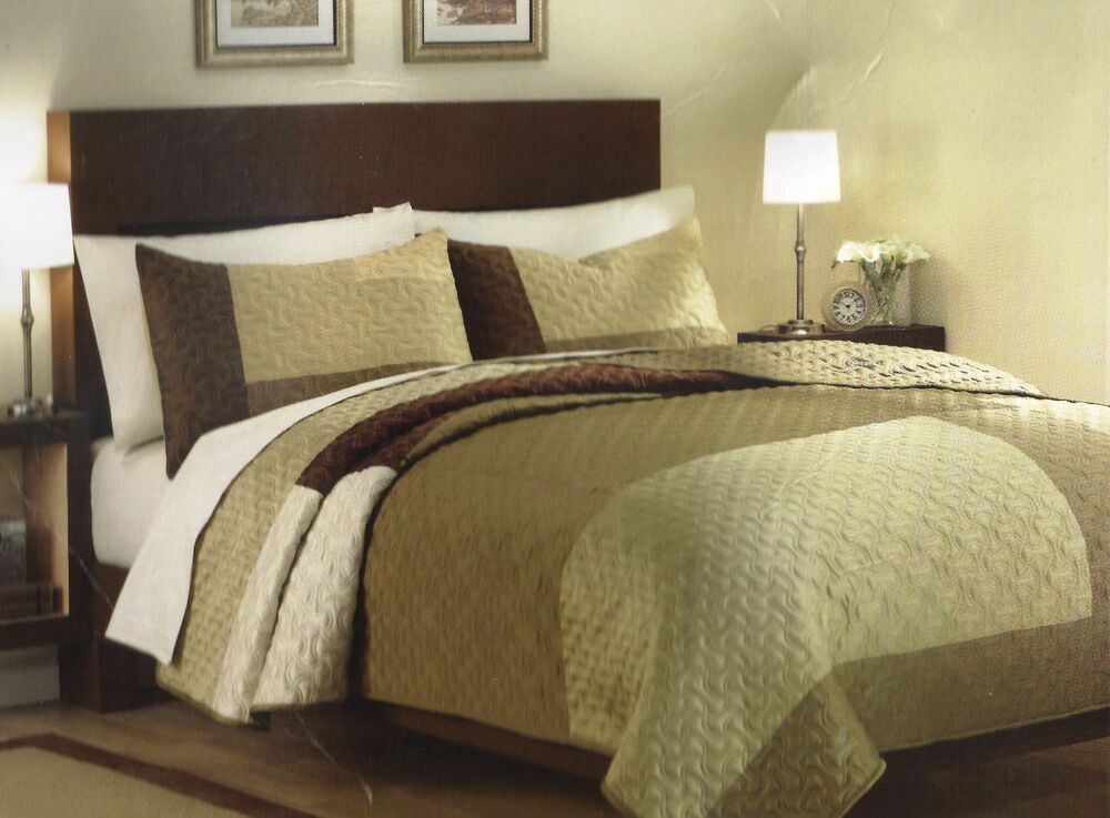 bed bath beyond twin coverlet modern classics chelsea 12446 | s l1000