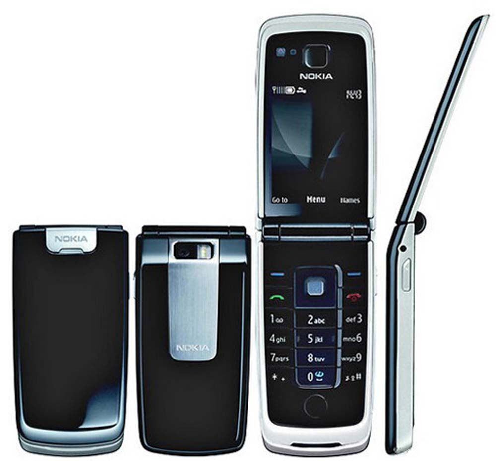 original nokia 6600 fold unlocked cellular phone free shipping ebay. Black Bedroom Furniture Sets. Home Design Ideas