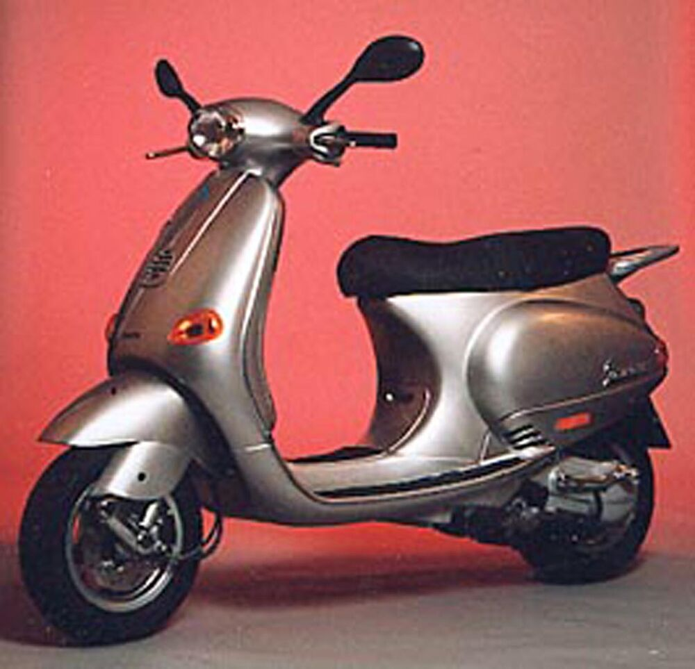 best vespa et4 scooter 150cc service repair manual parts. Black Bedroom Furniture Sets. Home Design Ideas