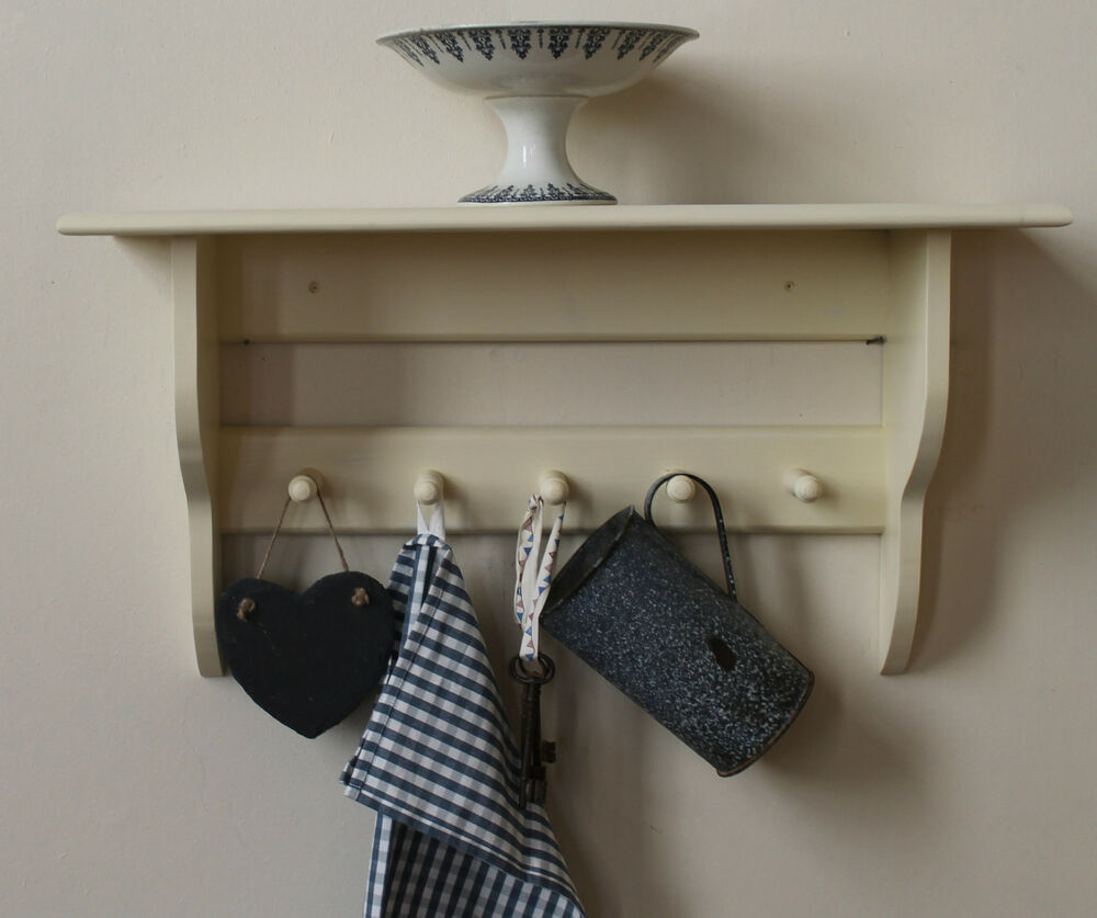 hallway  bathroom or kitchen large shelf with pegs coat or wall shelving storage ideas wall shelving storage oil rubbed bronze