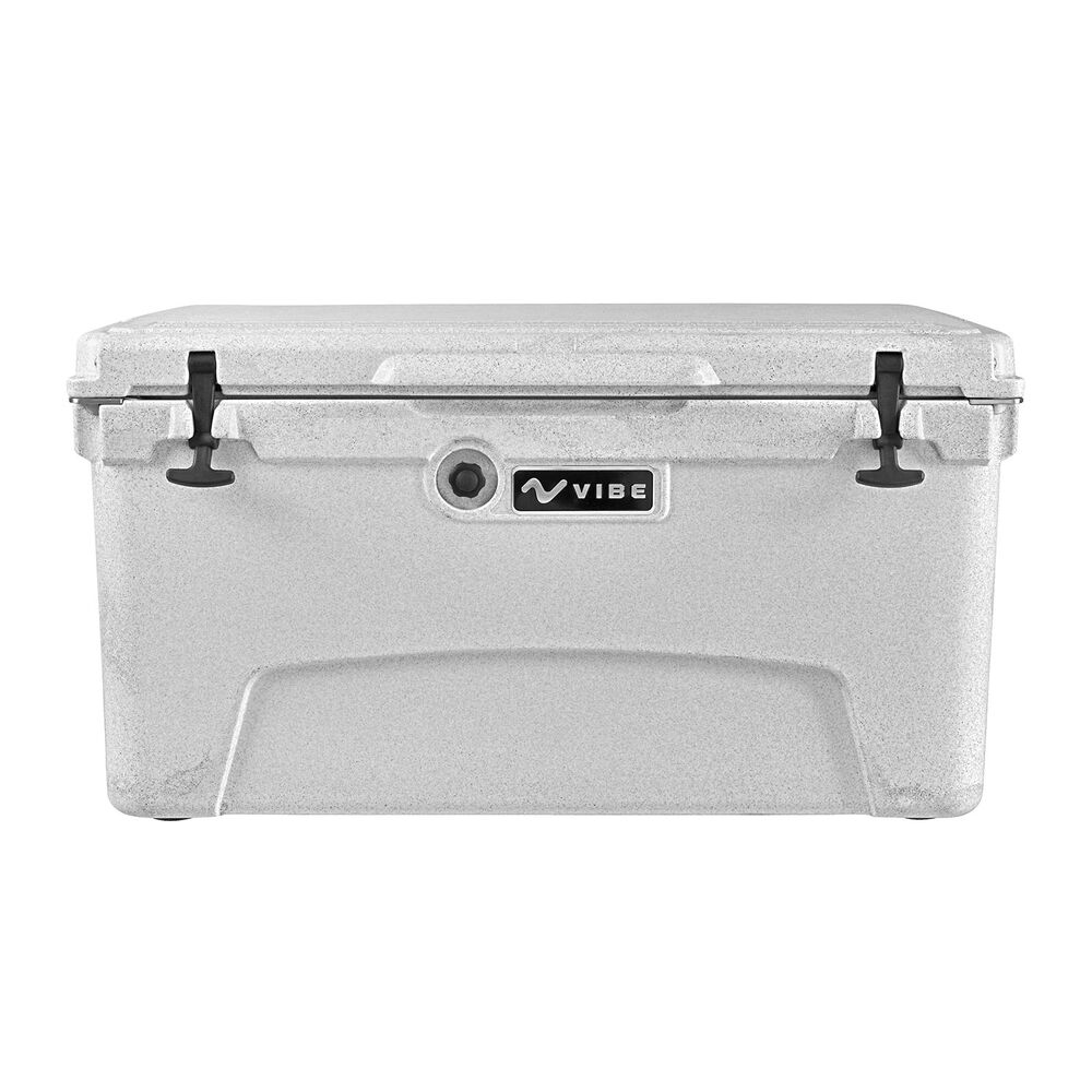 Vibe Heavy Duty 75 Quart Roto Molded Cooler Ice Chest With