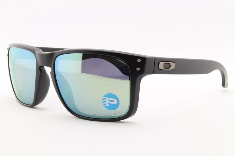 28f3b040e0 Details about new Oakley Holbrook 9102-50 Polarized Sports Cycling Racing  Golf Sunglasses