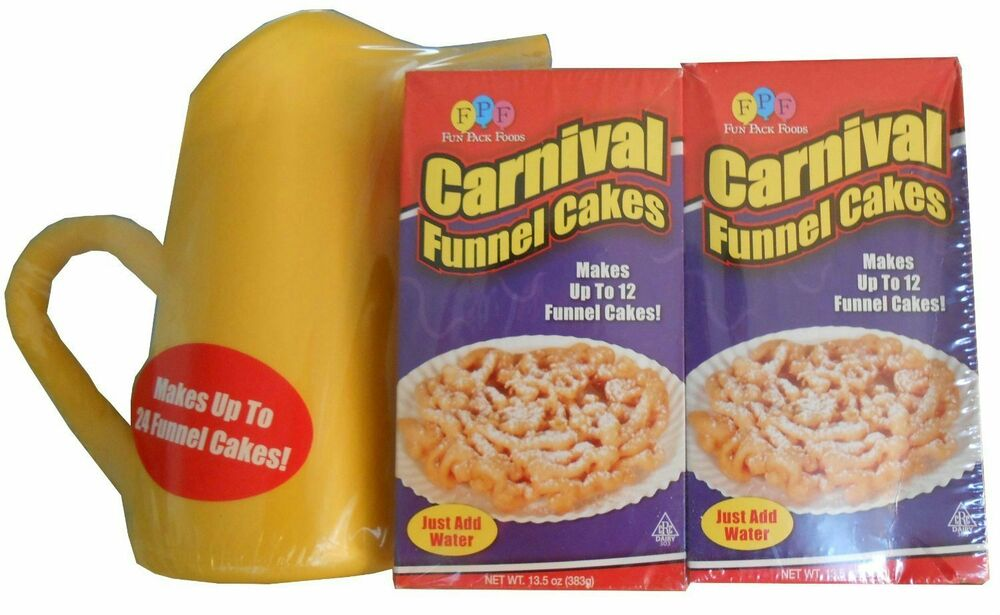 Where To Buy Funnel Cake Mix