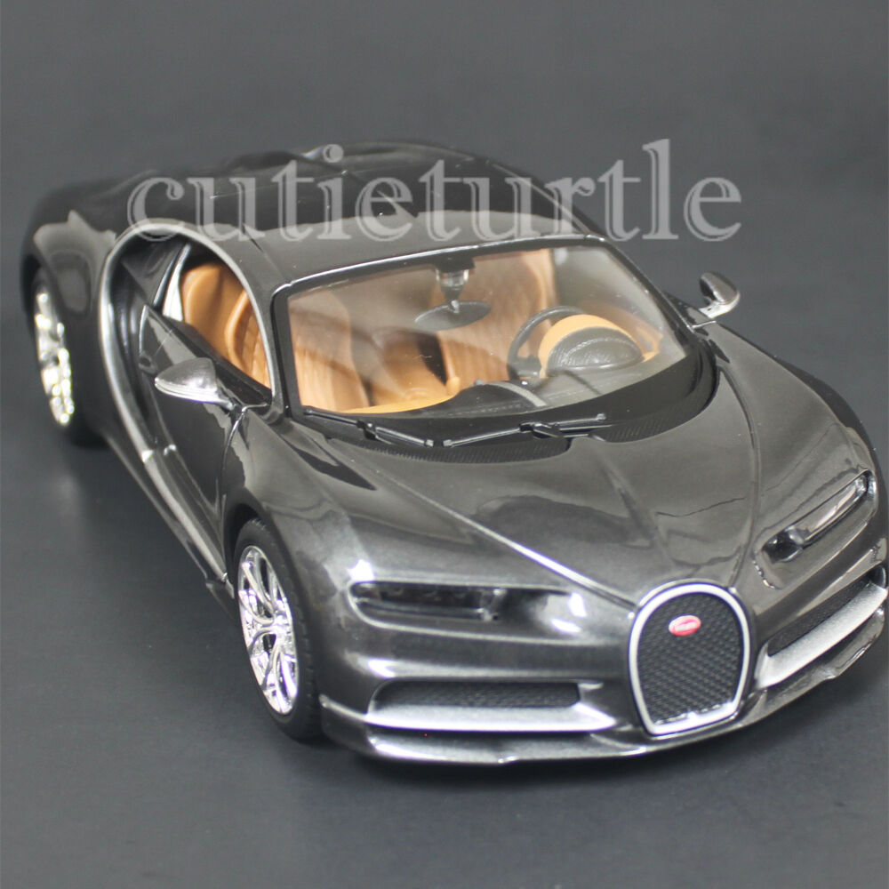 Maisto Bugatti Chiron 1:24 Diecast Model Toy Car 31514