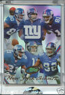 ELI MANNING Giants rookie team card 2004 eTopps sealed only 981 made in hand !!