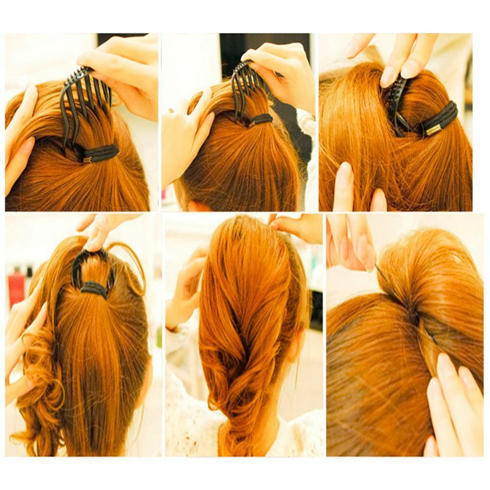 Durable Hot Sale Volume Inserts Bumpits Bouffant Ponytail Hair Clip