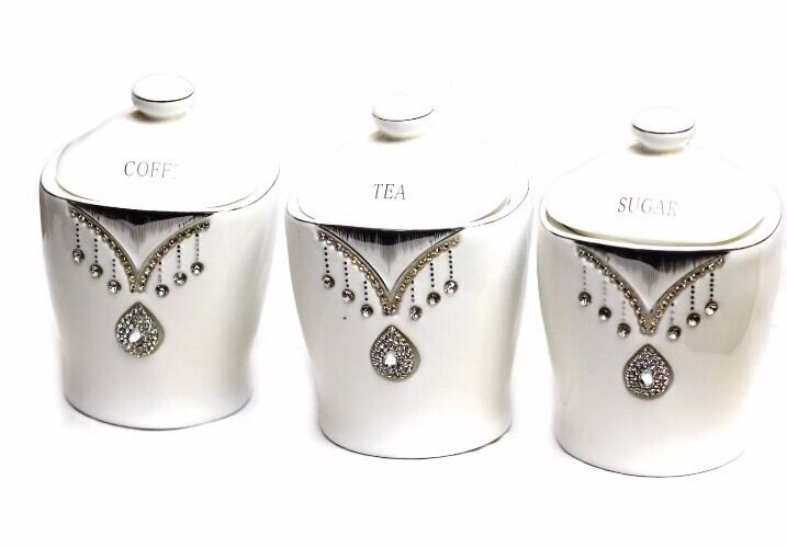 siamote tea Store your coffee, tea and sugar in our decorative canisters and jars, browse our full sets here at the range.