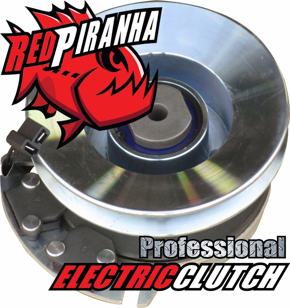 Red Piranha Professional Pto Electric Clutch Mtd Cub Cadet Lt1042 5217