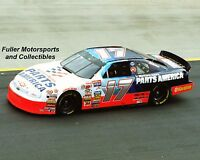 DARRELL WALTRIP #17 WESTERN AUTO 1996 NASCAR 8X10 PHOTO WINSTON CUP AT BRISTOL