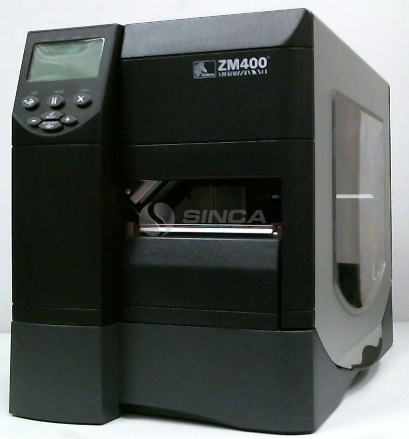Zebra ZM400-2001-0000T Thermal Label Printer 203DPI