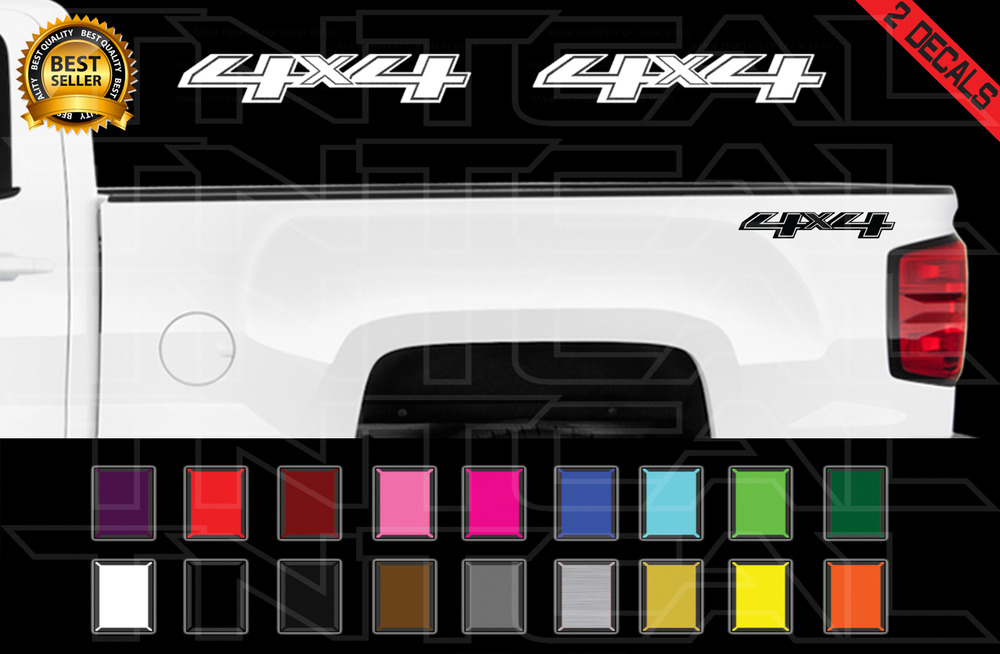 Vehicle MakeModel Chevy Graphics Decals EBay - Chevy decals for trucks