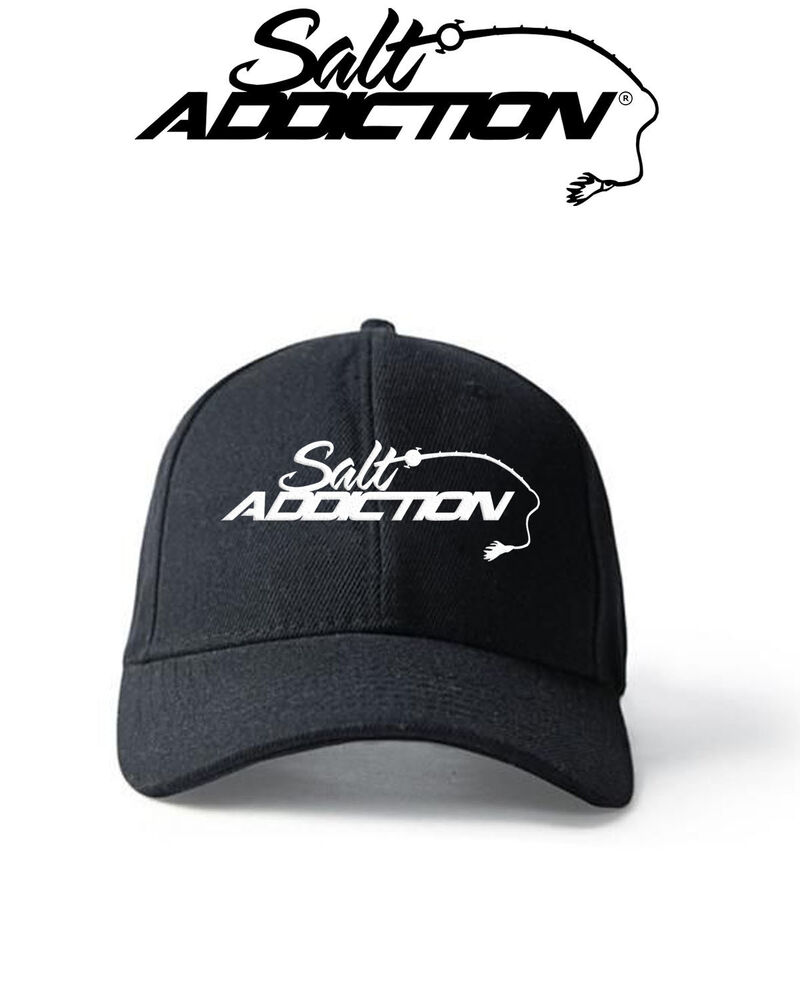 salt addiction saltwater fishing hat flats ocean deep sea