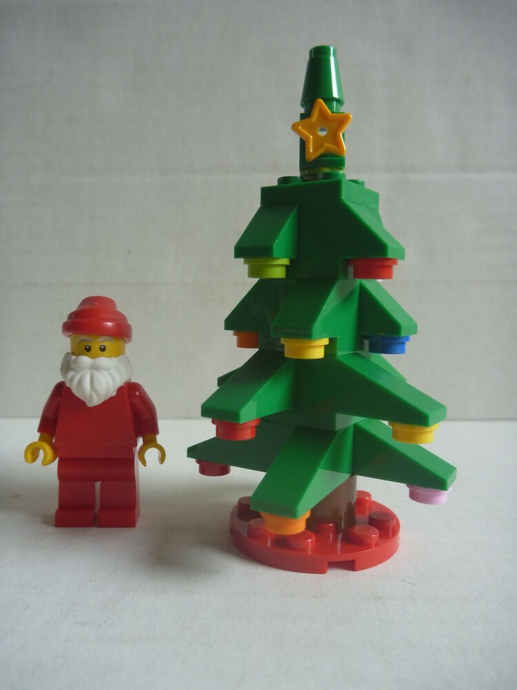 Toys R Us Christmas : Lego holiday mas tree toy set complete promotional toys