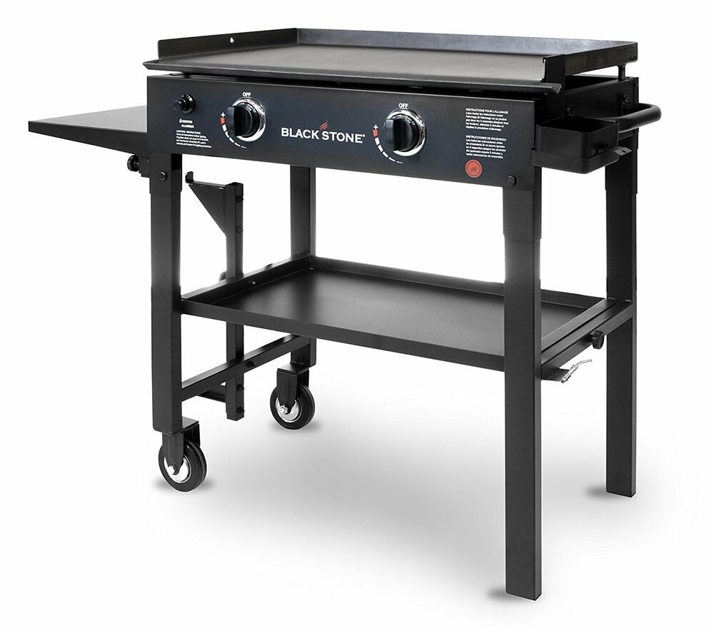 Gas Grills Stainless Steel Propane Griddle Cooktop Two ...