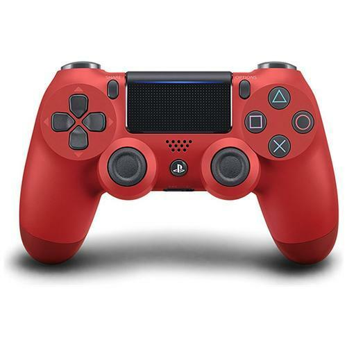 SONY PS4 - Controller Dualshock 4 V2 Magma Red Wireless