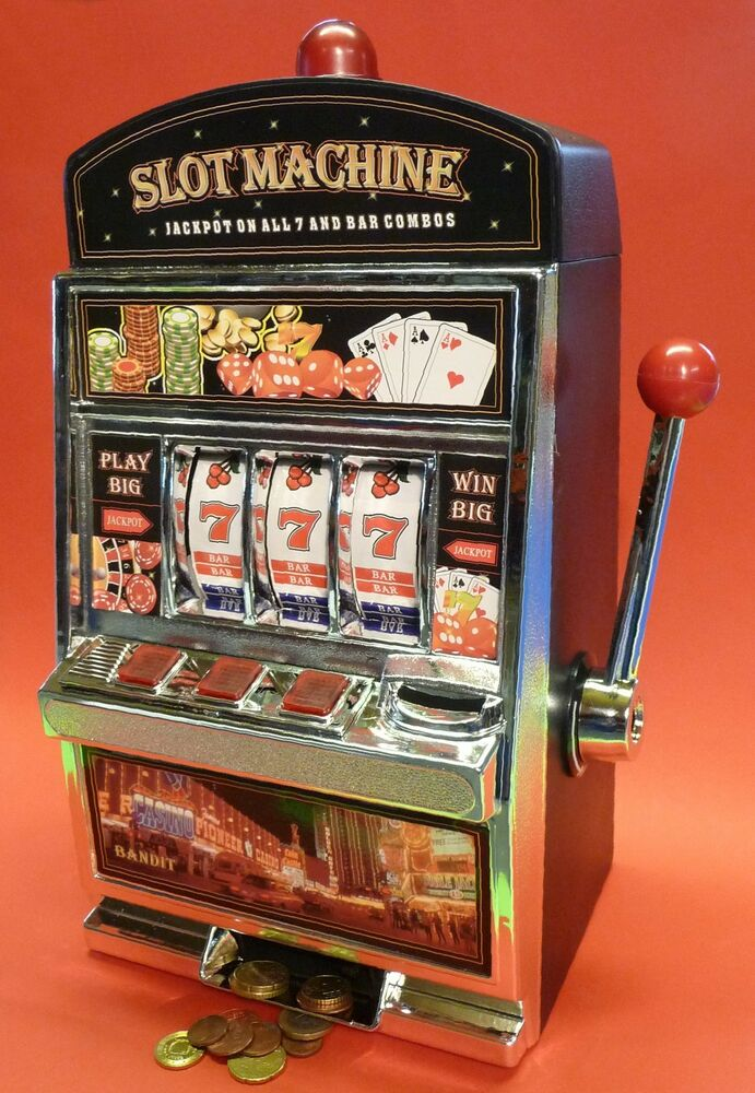 Slot Machine Fur Zuhause