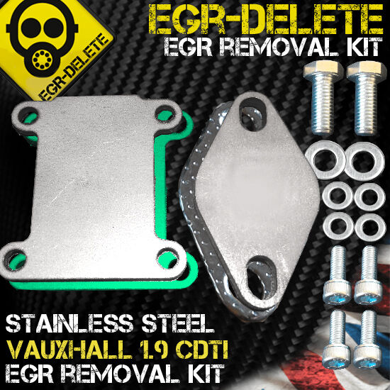 egr delete removal blanking plate vauxhall astra vectra 1 9 cdti 150 bhp z19 dth ebay. Black Bedroom Furniture Sets. Home Design Ideas