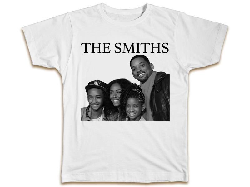 1ef69a55 'The Smiths' Band Will Smith Funny T-Shirt Birthday Gift Present Morrisey |  eBay