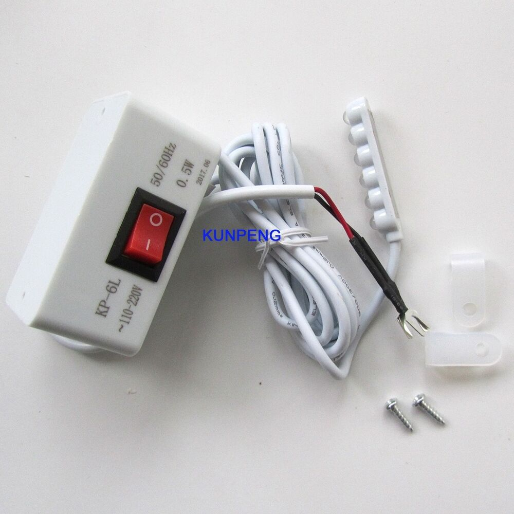 Td 6l 110 220v 6 Led Sewing Machine Light Lamp Magnetic