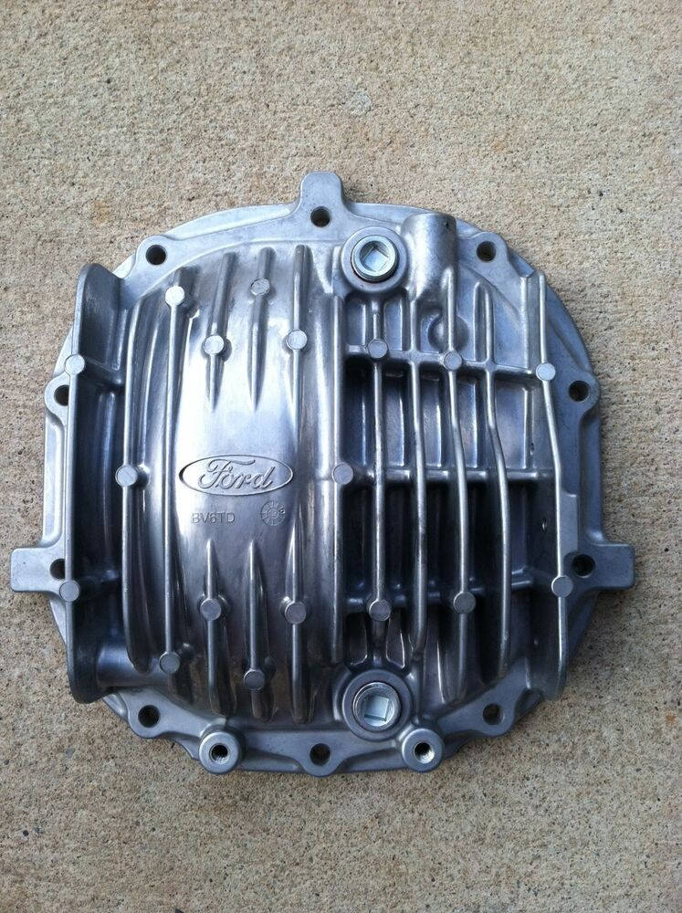 Rear Differential Cooler : New ford mustang quot finned aluminum rear differential