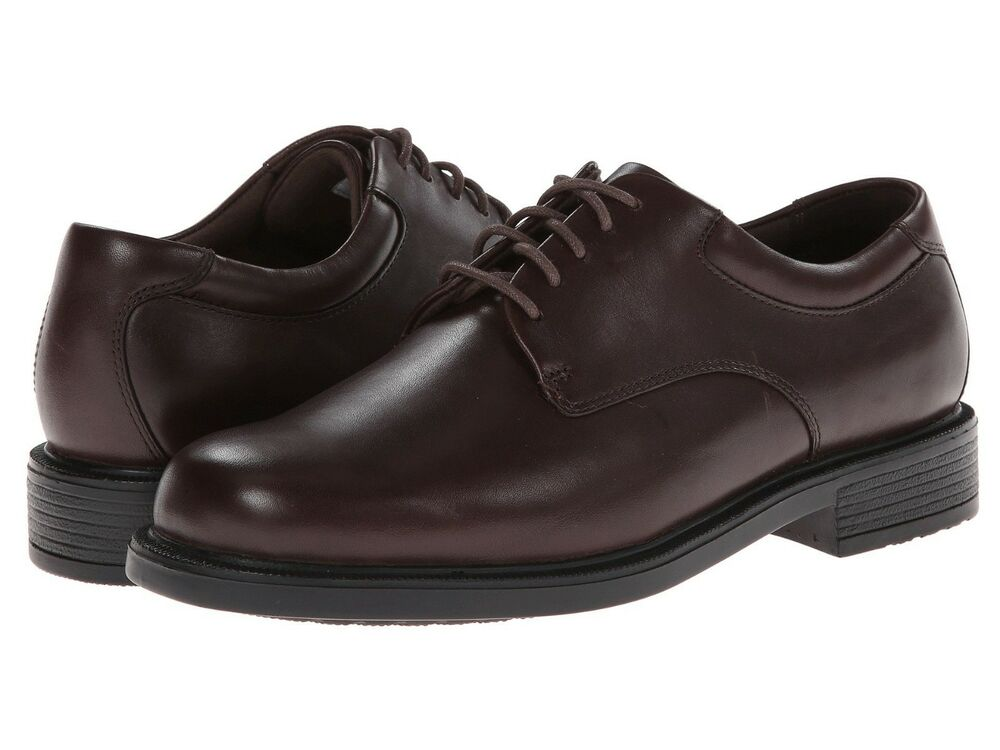 Waterproof Mens Leather Dress Shoes