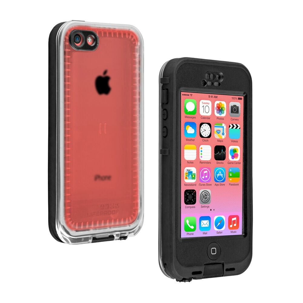 iphone 5c phone cases lifeproof nuud waterproof shockproof for apple 2343