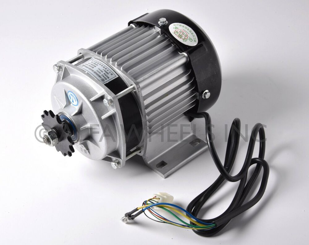 48v 350w electric scooter tricycle brushless motor diy for A and l motors