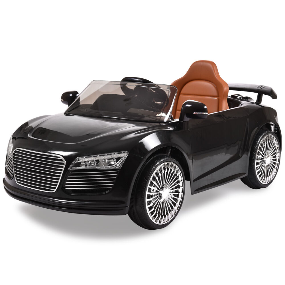 12V Ride On Car Kids RC Car Remote Control Electric Power