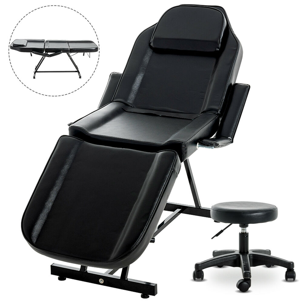 High Gloss Square Storage Rotating Coffee Table W/3 Layers