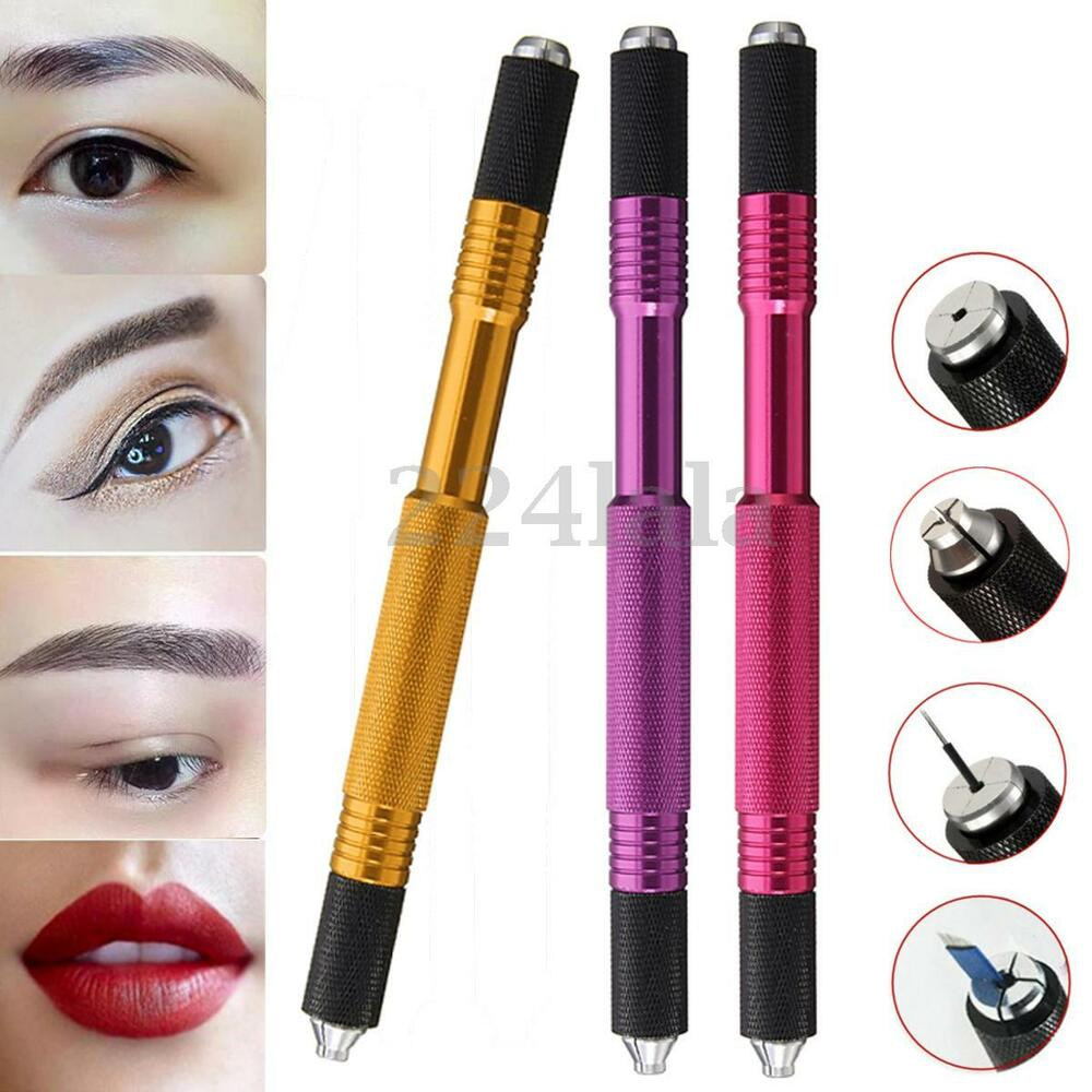 Permanent Manual Micro Blading Tattoo Pen Eyebrow Lip