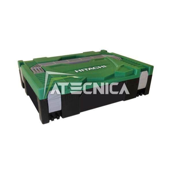 Valigia box impilabile Hitachi Stackable piccola H10 cm system 1 porta accessori