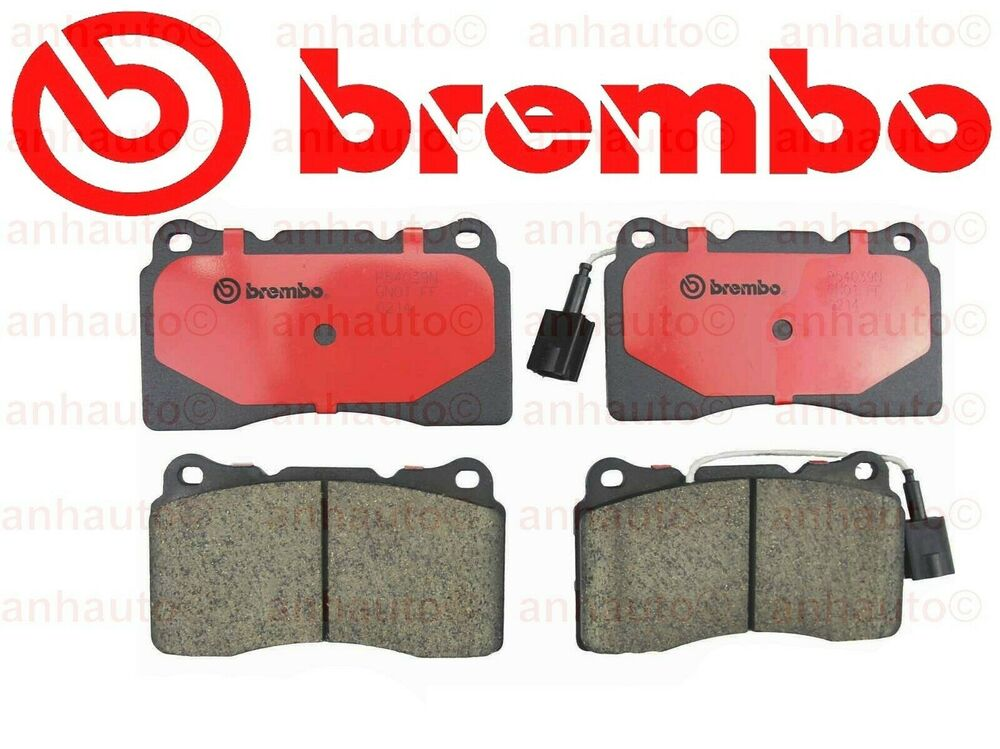 Brembo Front Brake Pads For Subaru Chevy Shelby Genesis