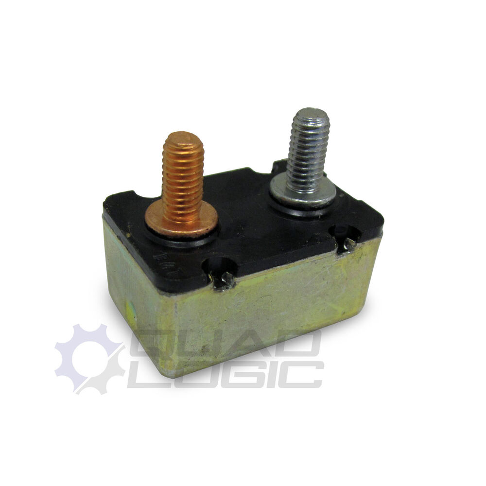 20 Amp Circuit Fuse Modern Design Of Wiring Diagram Mitsubishi Nf30cs 3 2 Pole 220v Breaker Ebay Polaris Sportsman Ranger Scrambler 10 For Bathroom Fan