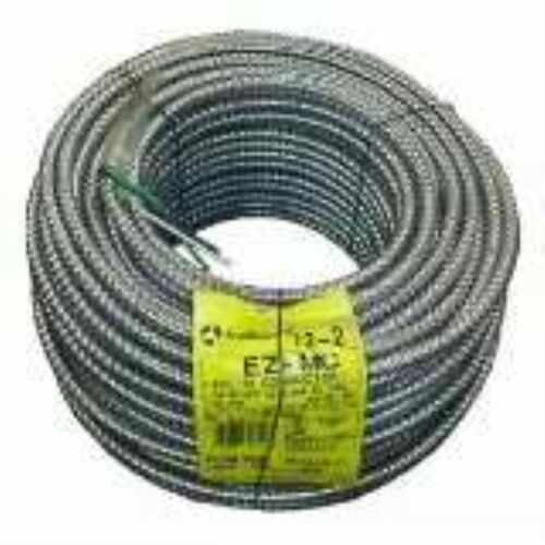 Southwire 68580001 250 Foot 12 Gauge 2 Conductor Type Mc