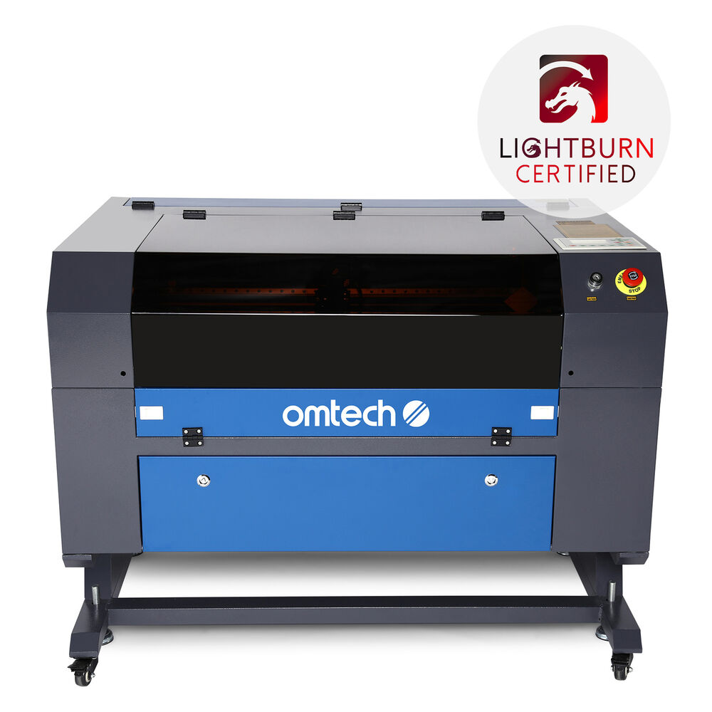 Upgraded 60W CO2 Laser Engraving Cutting Machine Engraver ...