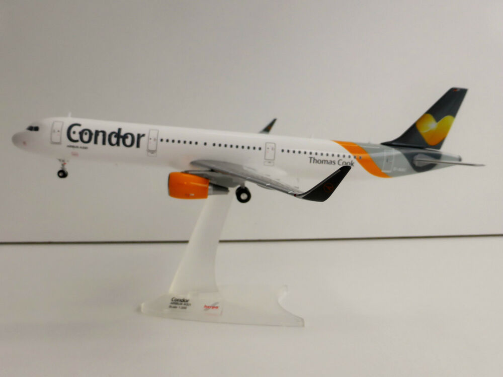 Condor thomas cook airbus a herpa d