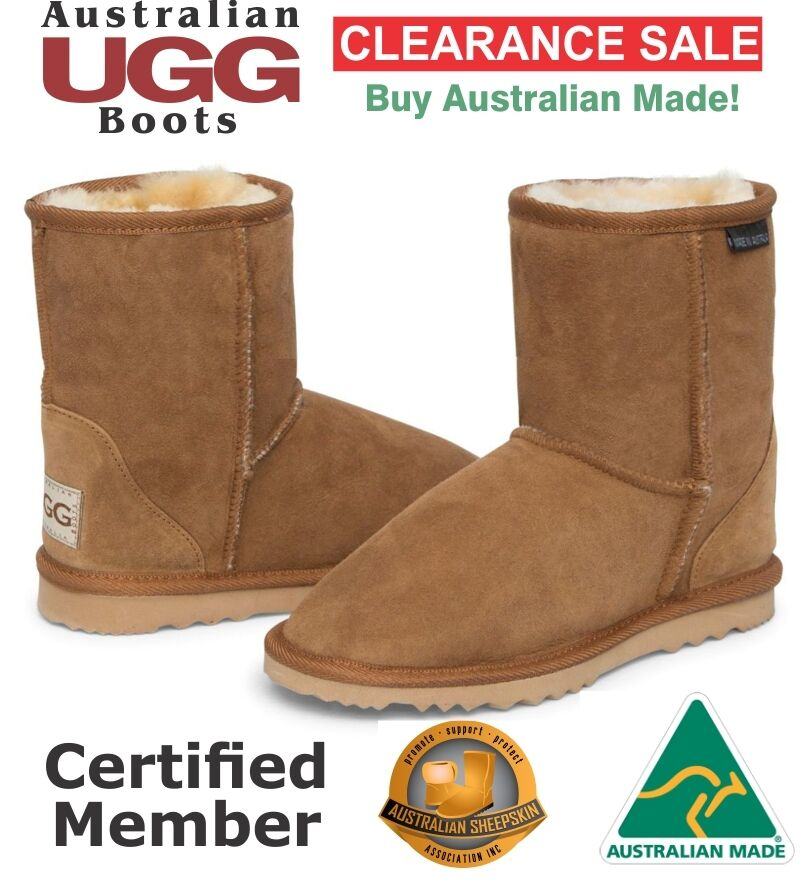 ugg boots classic 100 made in australia free