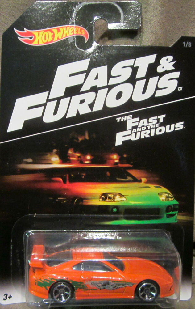 hot wheels 2016 fast and the furious 1 8 39 94 toyota. Black Bedroom Furniture Sets. Home Design Ideas