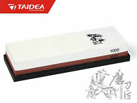 TAIDEA 600/1000 Grit Knife Sharpener Corundum Whetstone Sharpening Stone T0915W