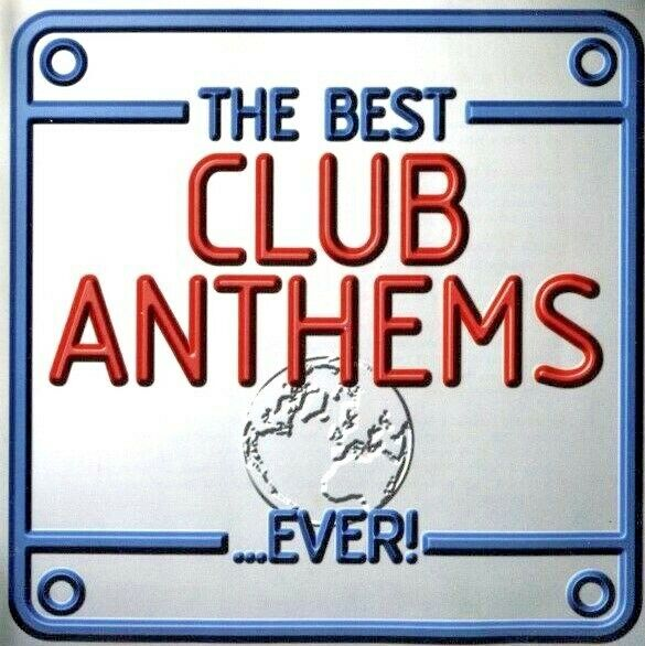 The best club anthems ever 2 x cds 90s house trance for 90s house anthems